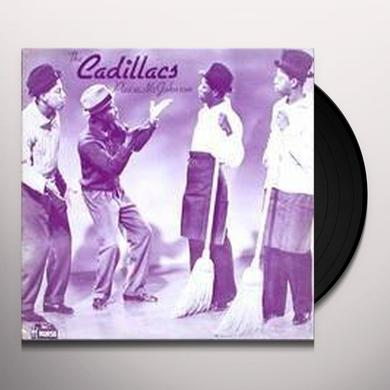 Cadillacs PLEASE MR JOHNSON Vinyl Record