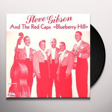 Steve Gibson BLUEBERRY HILL Vinyl Record