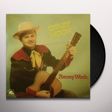 Jimmy Work CRAZY MOON Vinyl Record