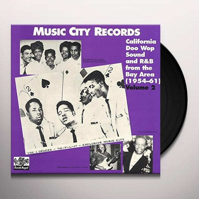 MUSIC CITY RECORDS 2 / VARIOUS Vinyl Record
