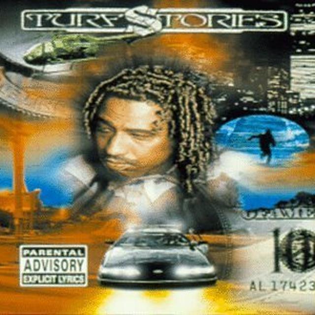 TURF STORIES / O.S.T. Vinyl Record