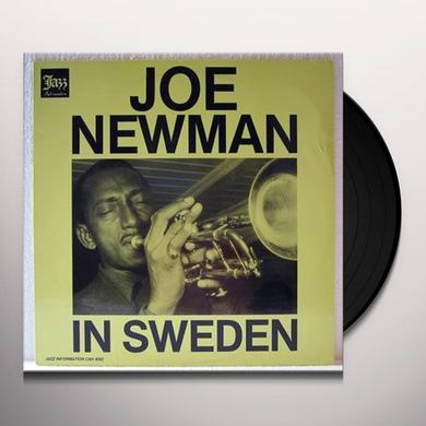 Joe Newman IN SWEDEN Vinyl Record