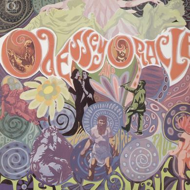 The Zombies ODESSEY & ORACLE Vinyl Record