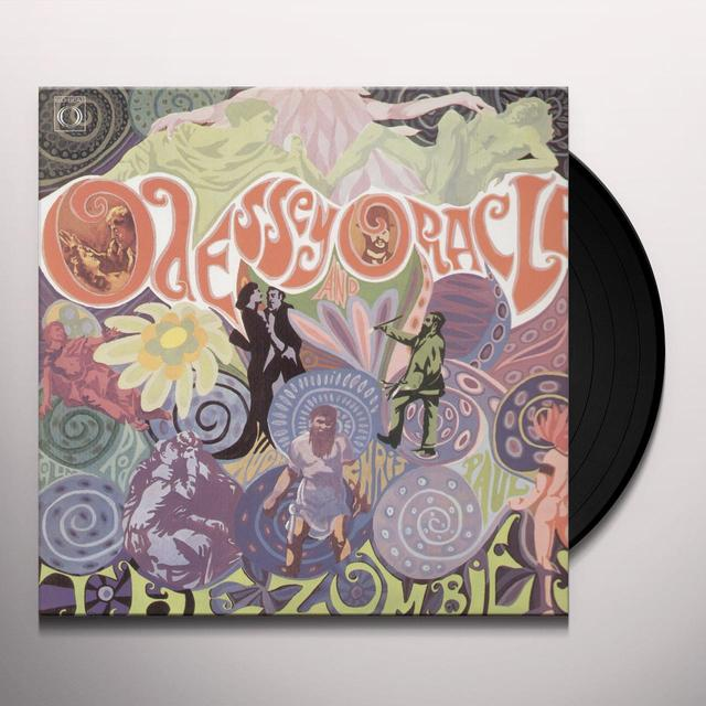 The Zombies ODYSSEY & ORACLE Vinyl Record - UK Import