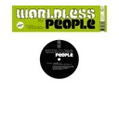 Wordless People EL PRIMITIVO Vinyl Record