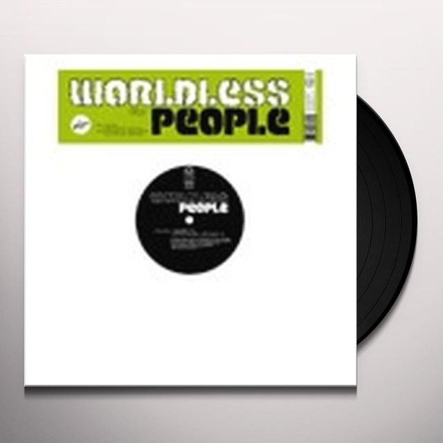 Wordless People EL PRIMITIVO Vinyl Record