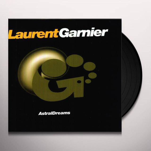 Laurent Garnier ASTRAL DREAMS Vinyl Record