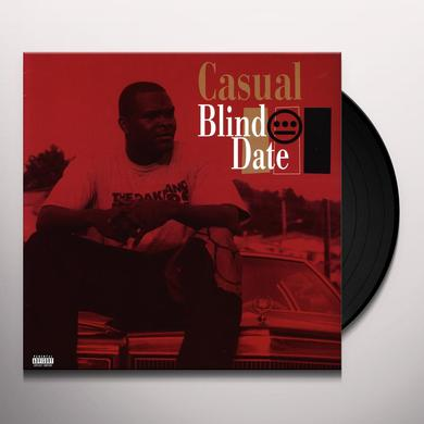 Casual BLIND DATE Vinyl Record