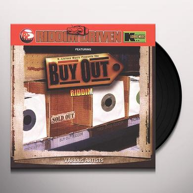 RIDDIM DRIVEN: BUY OUT / VARIOUS Vinyl Record
