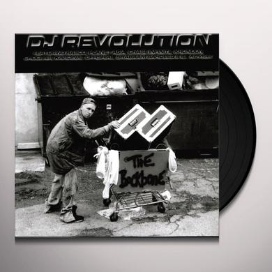 Dj Revolution BACKONE Vinyl Record