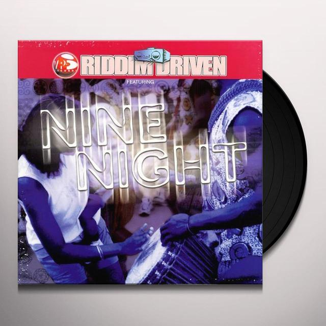RIDDIM DRIVEN: NINE NIGHT / VARIOUS Vinyl Record