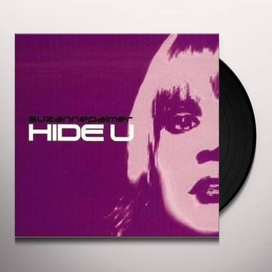Suzanne Palmer HIDE U 2 Vinyl Record