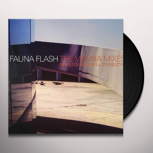 Fauna Flash VIENNA MIXES (R&D + STEREOTYPE) Vinyl Record