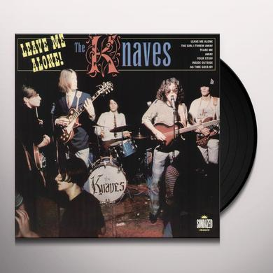 "Knaves LEAVE ME ALONE (10"") Vinyl Record"