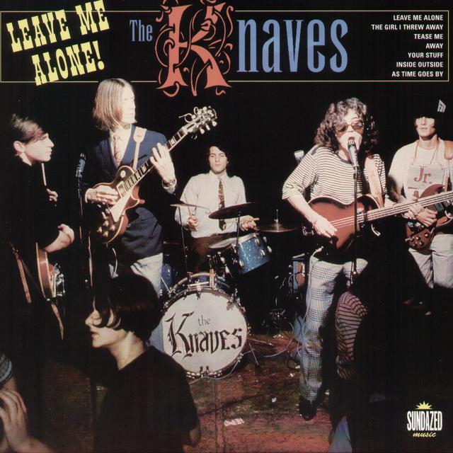 "Knaves LEAVE ME ALONE (10"") Vinyl Record"
