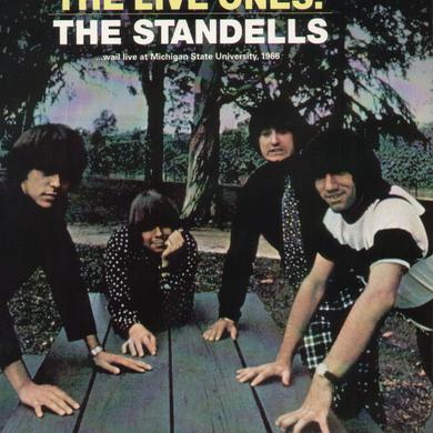 The Standells LIVE ONES Vinyl Record