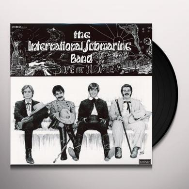 International Submarine Band SAFE AT HOME Vinyl Record