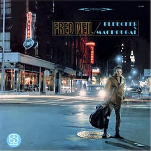Fred Neil BLEECKER & MACDOUGAL Vinyl Record