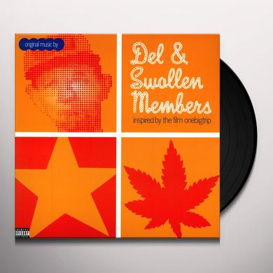 Del Tha Funkee Homosapien / Swollen Members ONE BIG TRIP / HIGH ROAD Vinyl Record