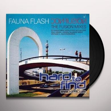 Fauna Flash CONFUSION Vinyl Record