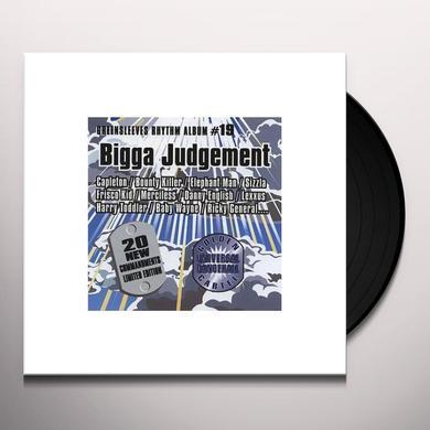 BIGGA JUDGEMENT / VARIOUS Vinyl Record