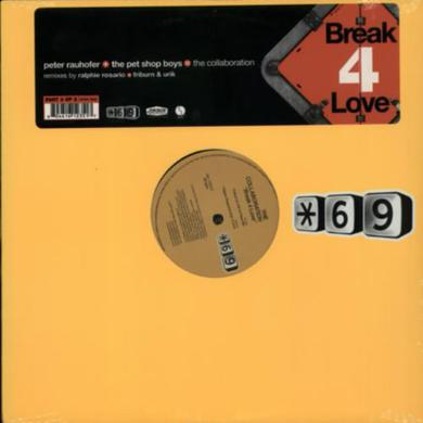 Collaboration BREAK 4 LOVE 3 Vinyl Record