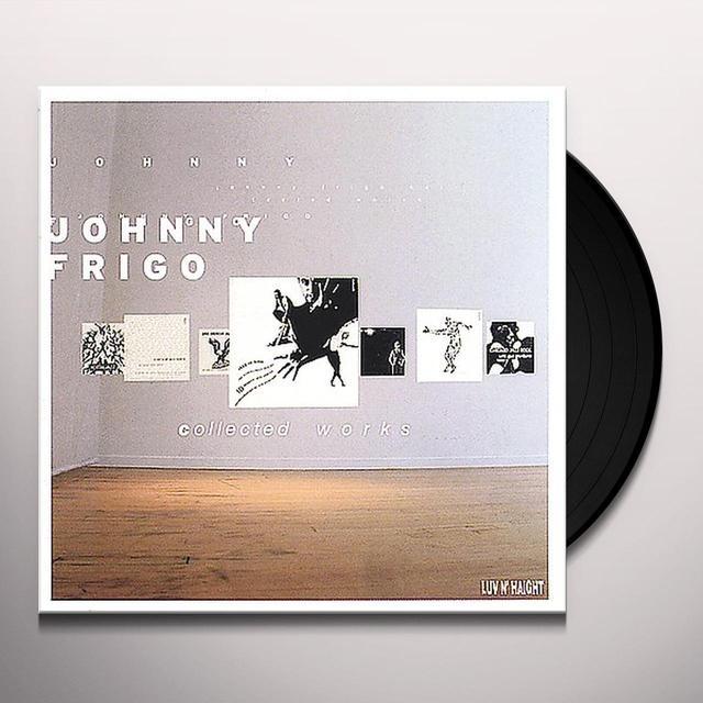 Johnny Frigo COLLECTED WORKS Vinyl Record