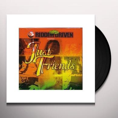 JUST FRIENDS / VARIOUS Vinyl Record