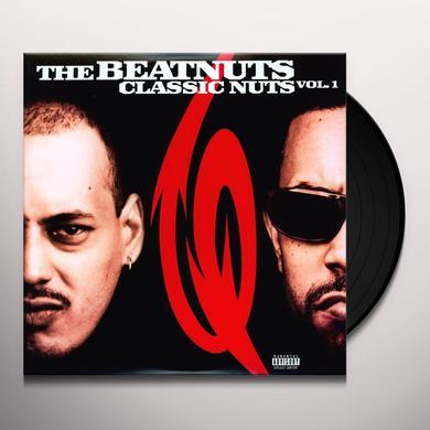 The Beatnuts CLASSIC NUTS 1 Vinyl Record