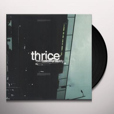 Thrice ILLUSION OF SAFETY Vinyl Record - Black Vinyl, Digital Download Included