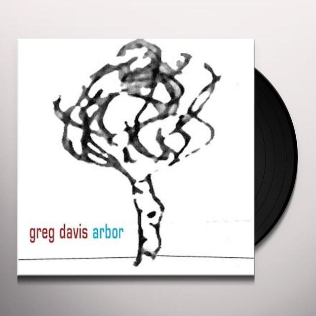 Greg Davis ARBOR Vinyl Record
