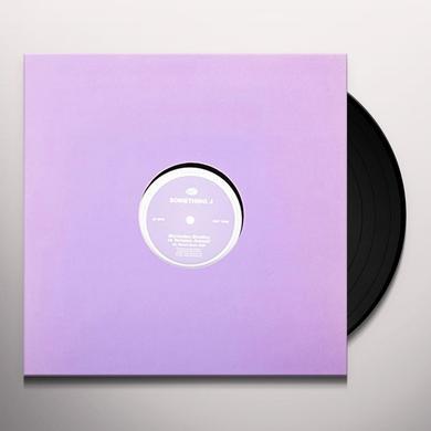 Something J / Dj Maxximus MERCEDES BENTLEY / VERSACE ARMANI Vinyl Record