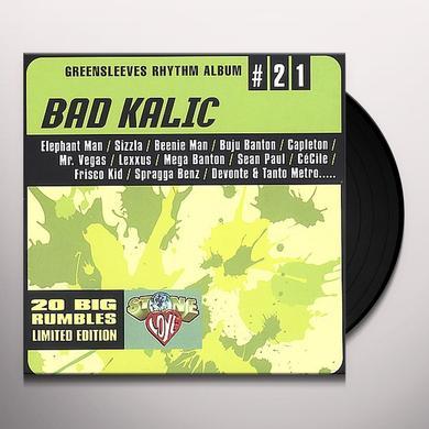 BAD KALIC / VARIOUS Vinyl Record