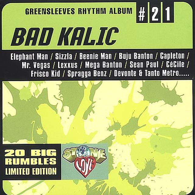BAD KALIC / VARIOUS Vinyl Record