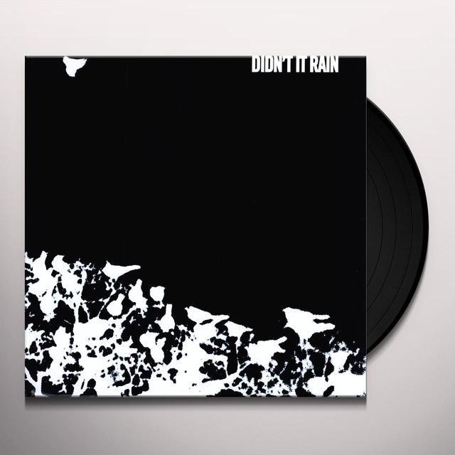 Songs: Ohia DIDN'T IT RAIN (Vinyl)