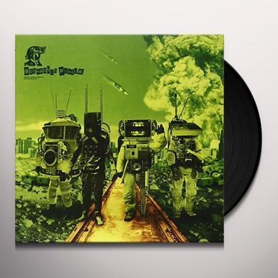 Otto Von Schirach BOOMBONIC PLAGUE 1: CHOPPED ZOMBIE FUNGUS Vinyl Record