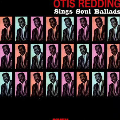 GREAT OTIS REDDING SINGS SOUL BALLADS Vinyl Record