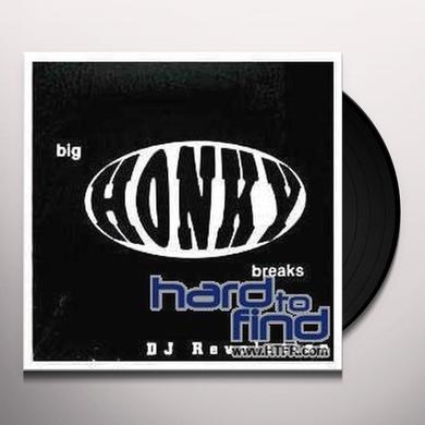 Dj Revolution BIG HONKY BREAKS Vinyl Record