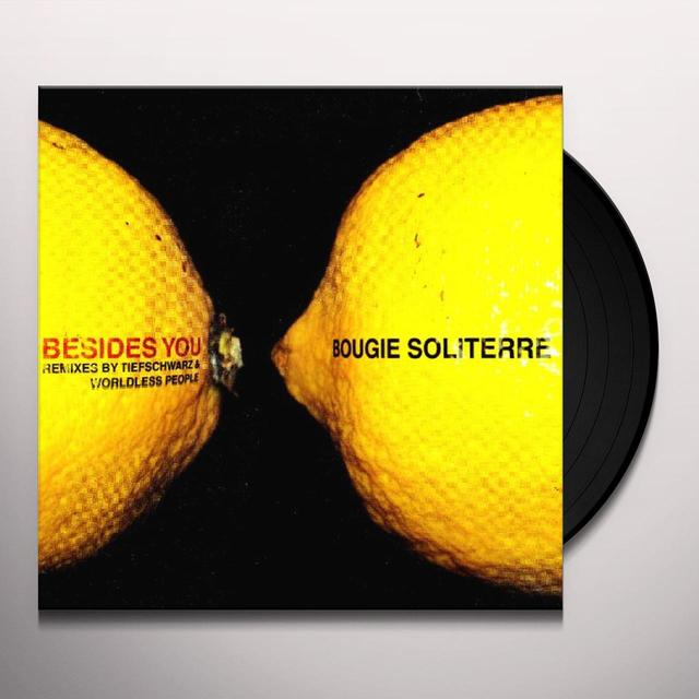 Bougie Soliterre BEDSIDE YOU (TIEFSCHAWZ REMIX) Vinyl Record