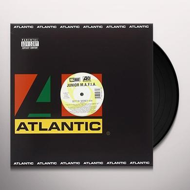 Junior Mafia PLAYER'S ANTHEM / GETTING MONEY Vinyl Record