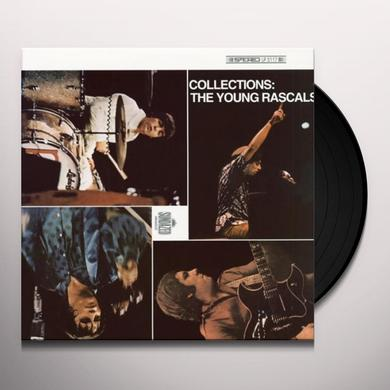 The Young Rascals COLLECTIONS Vinyl Record