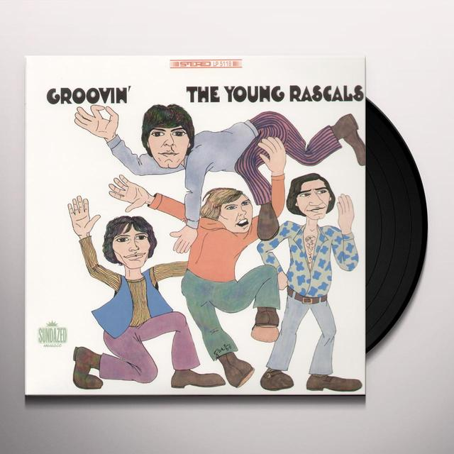 The Young Rascals GROOVIN Vinyl Record