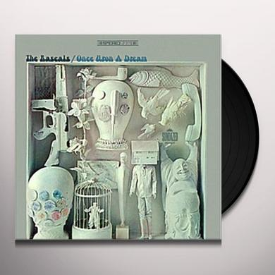 The Young Rascals ONCE UPON A DREAM Vinyl Record