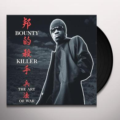 Bounty Killer GHETTO DICTIONARY: ART OF WAR Vinyl Record