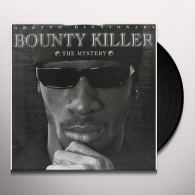Bounty Killer GHETTO DICTIONARY: MYSTERY Vinyl Record