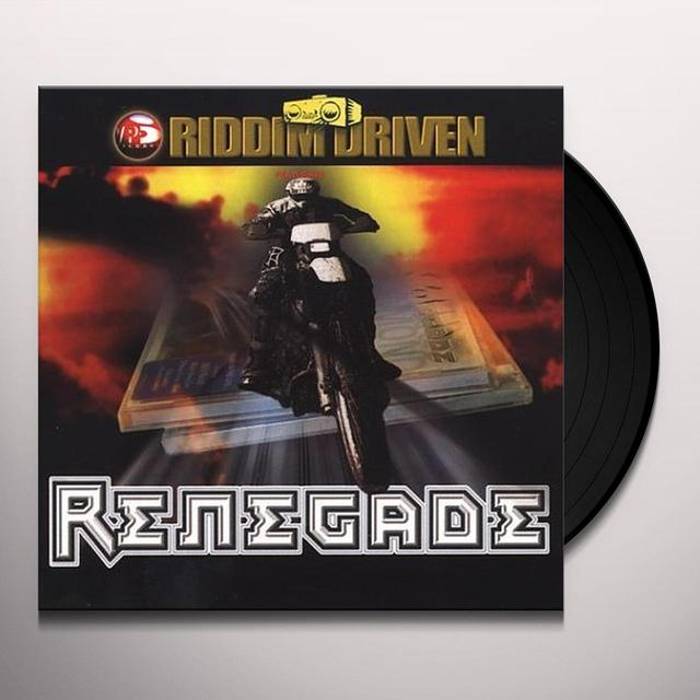 RIDDIM DRIVEN: RENEGADE / VARIOUS (Vinyl)