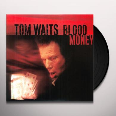 Tom Waits BLOOD MONEY Vinyl Record