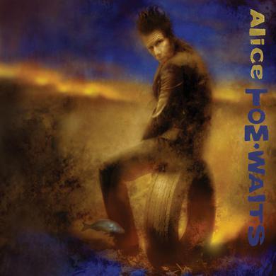 Tom Waits ALICE Vinyl Record
