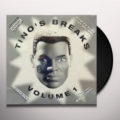 TINO'S BREAKS 1 Vinyl Record