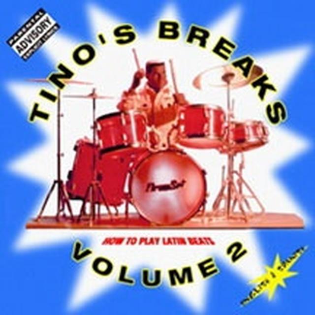 TINO'S BREAKS 2 Vinyl Record